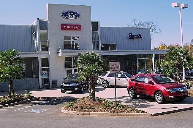 burns ford ford dealership in lancaster sc ford dealership in lancaster sc